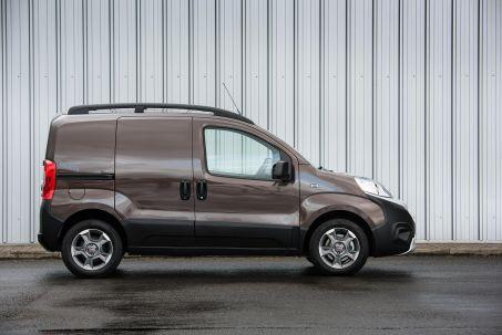 Image 1: Fiat Fiorino Cargo Diesel 1.3 16V Multijet SX VAN Start Stop