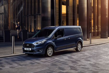 Video Review: Ford Transit Connect 220 L1 Diesel 1.5 Ecoblue 120PS Trend D/CAB VAN Powershift
