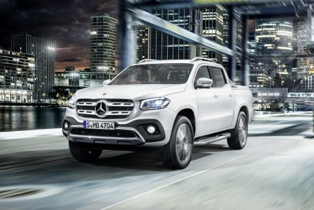 Video Review: Mercedes-Benz X Class Diesel 250D 4matic Progressive Double CAB Pickup