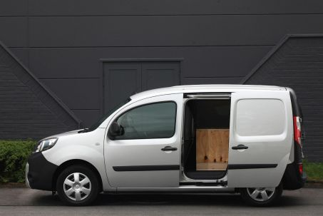 Video Review: Renault Kangoo ZE Electric ML20 44KW 33KWH Business I-VAN Auto