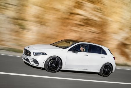 Video Review: Mercedes-Benz A Class Hatchback A200 AMG Line Executive 5dr Auto