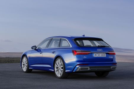 Video Review: Audi A6 Diesel Avant 40 TDI Black Edition 5dr S Tronic