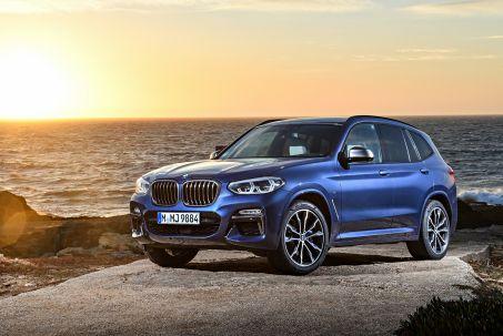 Video Review: BMW X3 Diesel Estate Xdrive20d M Sport 5dr Step Auto
