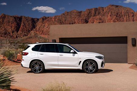 Image 1: BMW X5 Estate Xdrive40i Xline 5dr Auto