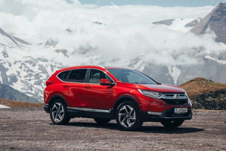 Video Review: Honda CR-V Estate 2.0 I-MMD Hybrid SE 2WD 5dr Ecvt