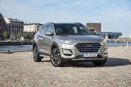 Video Review: Hyundai Tucson Estate 1.6 GDI S Connect 5dr 2WD