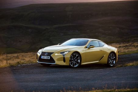 Video Review: Lexus LC Coupe 500 5.0 [464] Sport+ 2dr Auto [mark Levinson]