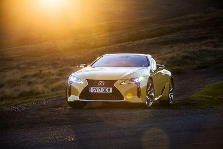 Video Review: Lexus LC Coupe 500 5.0 [464] 2dr Auto