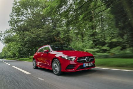 Video Review: Mercedes-Benz A Class Diesel Hatchback A220d AMG Line 5dr Auto