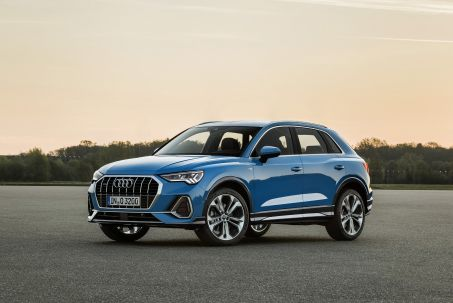 Video Review: Audi Q3 Estate 35 Tfsi S Line 5dr S Tronic