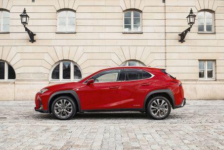 Image 1: Lexus UX Hatchback 250H E4 2.0 F-Sport 5dr CVT [premium Plus/sunroof]