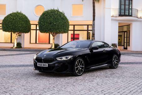Image 1: BMW 8 Series Convertible M850i Xdrive 2dr Auto