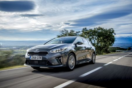 Image 1: KIA PRO Ceed Shooting Brake 1.4T GDI ISG GT-Line 5dr DCT