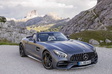 Video Review: Mercedes-Benz AMG GT Roadster GT C 2dr Auto