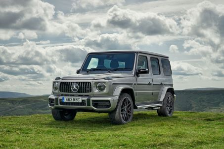 Image 1: Mercedes-Benz G Class AMG Station Wagon G63 5dr 9G-Tronic