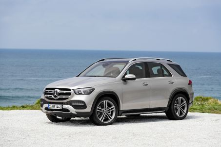 Video Review: Mercedes-Benz GLE Diesel Estate GLE 350D 4matic AMG Line Prem + 5dr 9G-Tron [7 ST]
