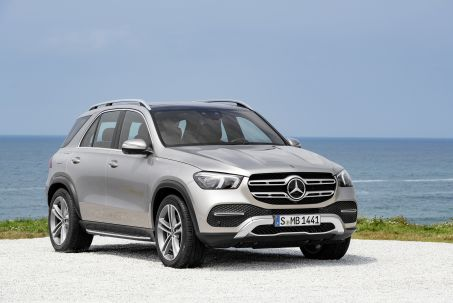 Video Review: Mercedes-Benz GLE Diesel Estate GLE 300D 4matic AMG Line 5dr 9G-Tronic