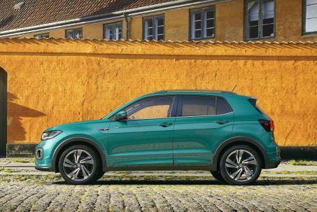 Image 1: Volkswagen T-Cross Estate 1.0 TSI 115 SE 5dr DSG