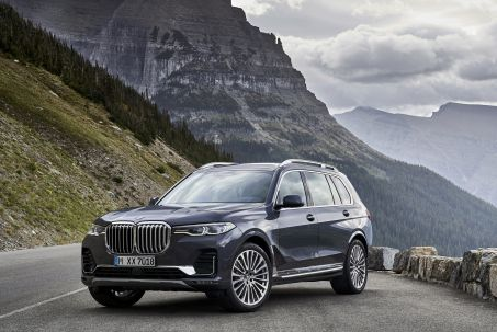 Image 1: BMW X7 Diesel Estate Xdrive M50d 5dr Step Auto