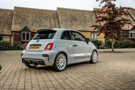 Image 1: Abarth 595 Hatchback Special Edition 1.4 T-JET 165 Turismo 70TH Anniversary 3dr Auto
