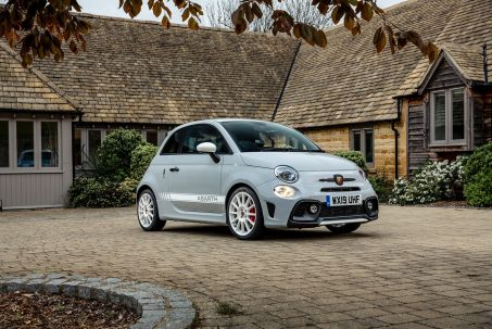 Image 1: Abarth 595 Hatchback Special Edition 1.4 T-JET 145 70TH Anniversary 3dr
