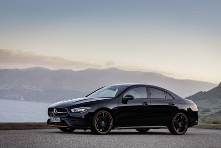 Video Review: Mercedes-Benz CLA Coupe CLA 250 AMG Line 4dr TIP Auto