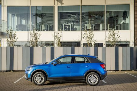Video Review: Audi Q2 Estate 40 Tfsi Quattro Vorsprung 5dr S Tronic