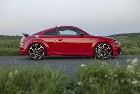 Image 1: Audi TT RS Roadster TT RS Tfsi Quattro Vorsprung 2dr S Tronic