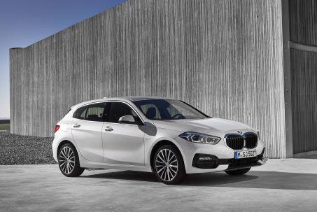 Image 1: BMW 1 Series Diesel Hatchback 116D M Sport 5dr