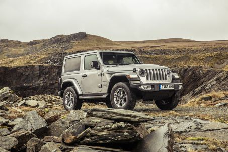Video Review: Jeep Wrangler Hard TOP 2.0 GME Sport 2dr Auto8