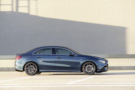 Image 1: Mercedes-Benz A Class AMG Saloon A35 4matic Premium Plus 4dr Auto