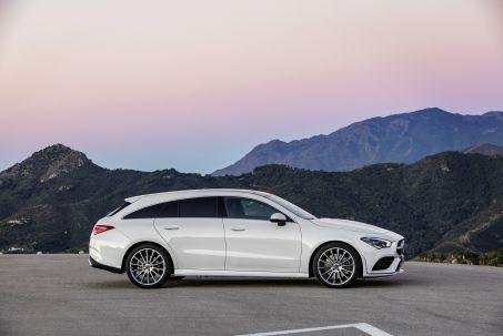 Image 1: Mercedes-Benz CLA Shooting Brake CLA 180 AMG Line Premium 5dr TIP Auto