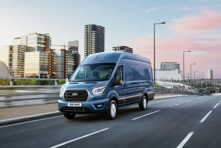 Video Review: Ford Transit 310 L2 Diesel FWD 2.0 Ecoblue 130PS H2 Trend VAN Auto