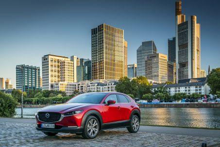 Image 1: Mazda CX-30 Hatchback 2.0 Skyactiv-G Mhev SE-L 5dr