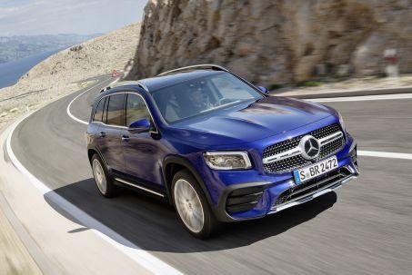 Video Review: Mercedes-Benz GLB Diesel Estate GLB 200D 4matic AMG Line Prem Plus 5dr 8G-Tronic