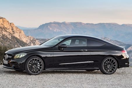 Video Review: Mercedes-Benz C Class Coupe C200 AMG Line Edition 2dr 9G-Tronic