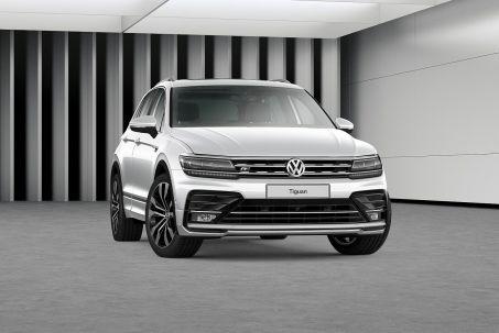 Video Review: Volkswagen Tiguan Diesel Estate 2.0 TDI 150 SEL 5dr