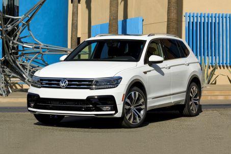 Video Review: Volkswagen Tiguan Estate 1.5 TSI Evo 150 R Line Tech 5dr DSG