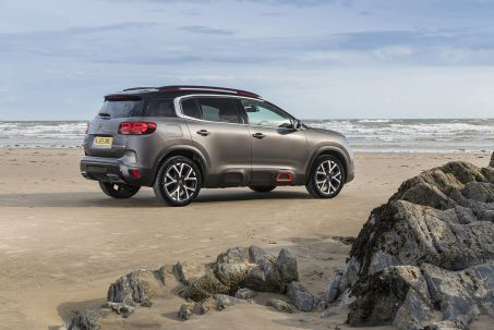 Video Review: Citroen C5 Aircross Hatchback 1.6 Plug-IN Hybrid 225 Flair Plus 5dr E-EAT8