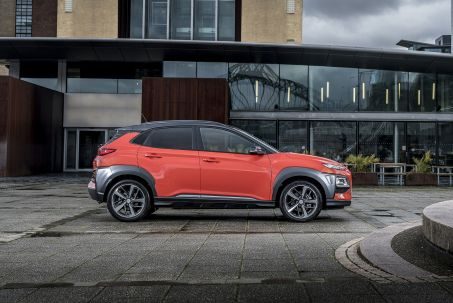 Video Review: Hyundai Kona Electric Hatchback 150KW Premium SE 64KWH 5dr Auto [10.5KW Charger]
