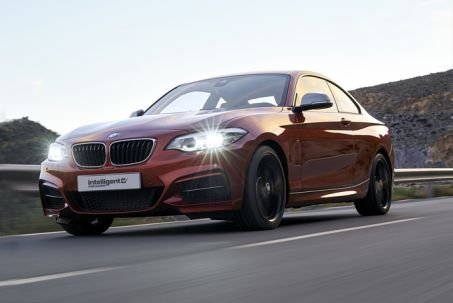 Video Review: BMW 2 Series Coupe M240i 2dr [NAV] Step Auto
