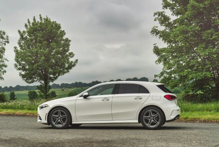 Video Review: Mercedes-Benz A Class Diesel Hatchback A180d [2.0] Sport Executive 5dr