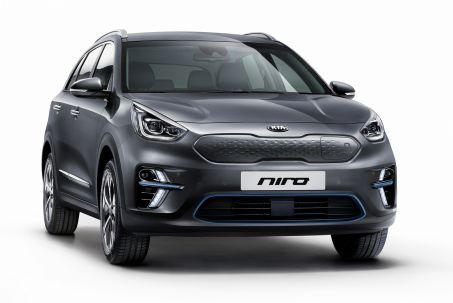 Video Review: KIA Niro Estate 1.6 GDI Hybrid 2 5dr DCT