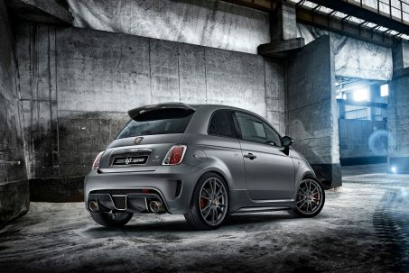 Image 1: Abarth 695 Hatchback Special Edition 1.4 T-JET 180 70TH Anniversary 3dr
