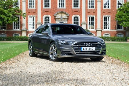 Video Review: Audi A8 Saloon 55 Tfsi Quattro Vorsprung 4dr Tiptronic