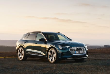 Video Review: Audi E-Tron Estate 230KW 50 Quattro 71KWH Technik 5dr Auto