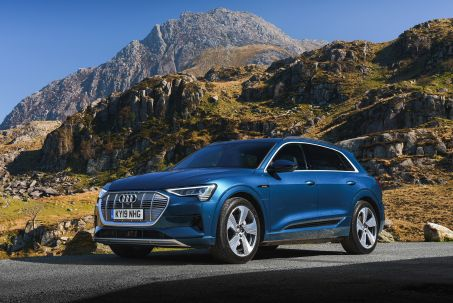 Video Review: Audi E-Tron Estate 230KW 50 Quattro 71KWH S Line 5dr Auto