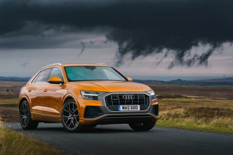 Video Review: Audi Q8 Diesel Estate 50 TDI Quattro S Line 5dr Tiptronic [leather]