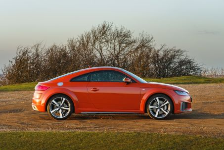 Video Review: Audi TT Coupe 45 Tfsi Quattro Sport ED 2dr S Tronic [tech Pack]