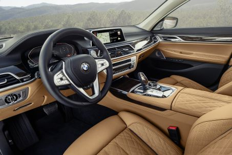 Video Review: BMW 7 Series Saloon 740LI [333] 4dr Auto
